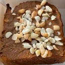 Nut Butter Toast $7