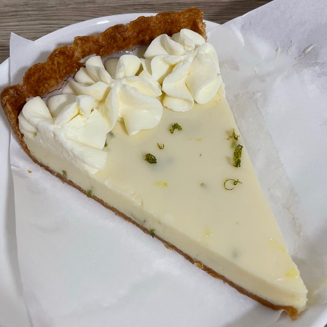 Key Lime Pie $7