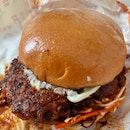 Gochujang Fried Chicken Burger $10.50