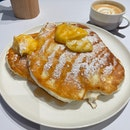 Lemon Ricotta Hotcakes $20