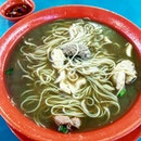Seng Kee's Herbal Kidney, Liver and Lean Meat Mee Sua.