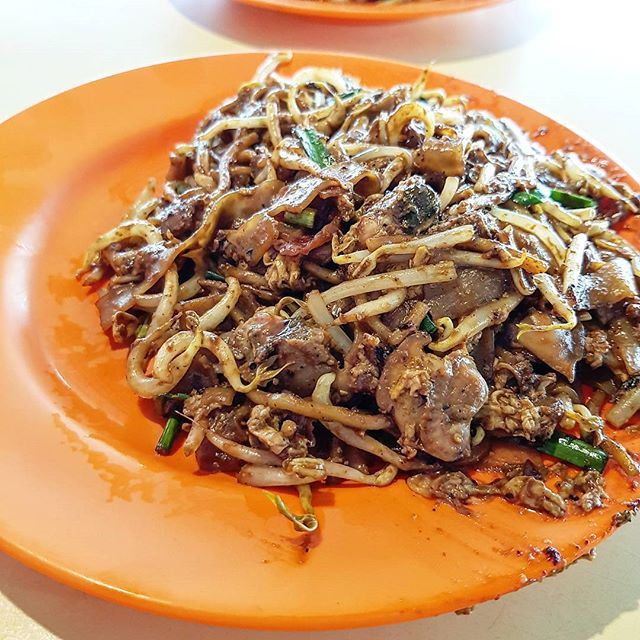Hill Street Fried Kway Teow.