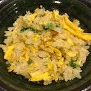 Japanese Style Garlic Fried Rice