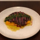 Flat Iron Steak [$28]