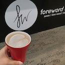 it's @forewordcoffee again but 7O% H0t Dark Ch0c0late tis rd 🍫