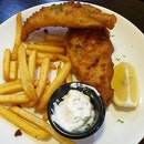 Fish & Chips Set Lunch