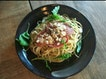 Smocked Duck Spaghetti