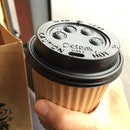 #coffee to go from #carryon #carryonsg bus apps today is wonky!!