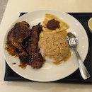 Ayam & Ikan Panggang