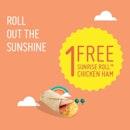 Day 38 - free breakfast!