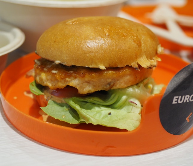 European Burger ($$$/$$$$)