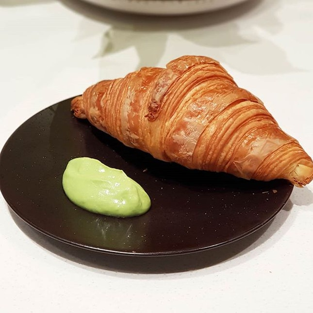 Starting the day w a TBB #croissant's a surefire way to guarantee a great one!
