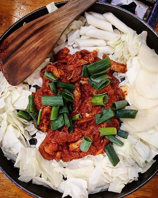 Last meal in Seoul at Yoogane!
