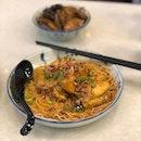 Curry chicken meehon #malaysianfood #currychicken #meehon #food #foodporn #burpple #zomato