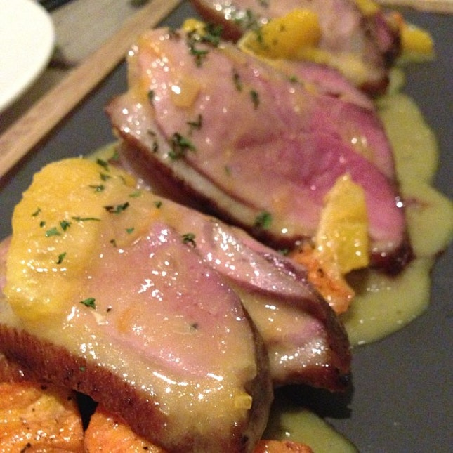 Indo-China Farmed Duck Breast @ 10 at Claymore