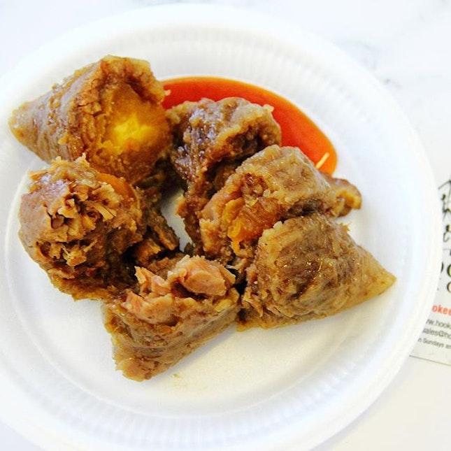 [Hoo Kee Bak Chang] - Really enjoyed the bib gourmand Bak Chang.