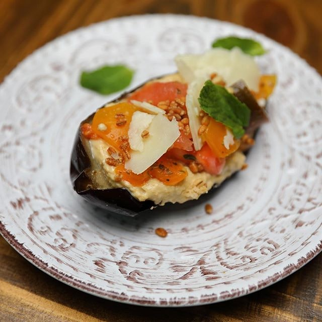 [Firebake] - I know not many people like eggplant and there is also very limited way of cooking the dish.