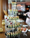 [Zafferano] - Don't forget to save some space for the dessert bar at the champagne brunch.