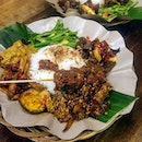 [Tok Tok Indonesian Soup House] - Nasi Campur Bali ($9.90) to me is a feast for both lunch and dinner, especially for people who love sambal which is delicious here.