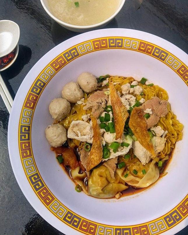 [Michelin Guide Street Food Festival] - Pork Noodle.