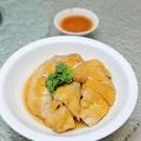 [Zui Yu Xuan Teochew Cuisine] - Teochew Puning Fermented Bean Chicken ($22 Half/ $40 Whole).
