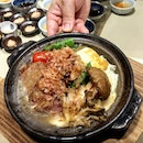 [MAI by Dashi Master Marusaya] - A4 Japanese Beef Toban Yaki Set ($49) may be luxurious, but it's rich and buttery miso sauce overpowered everything on the plate, including my dashi rice.