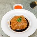 [Zui Yu Xuan Teochew Restaurant] - Not to be missed in any Teochew restaurants is their braised duck.