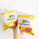 [Old Chang Kee] - The New Original Curry Puff Flavour Potato Chips is pretty good.