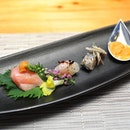 [Tamashii] - Tuna Belly, Flounder, Saba and Sea Water Uni.