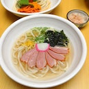 [Udon Kamon] - Smoked Duck Udon ($11.80++).