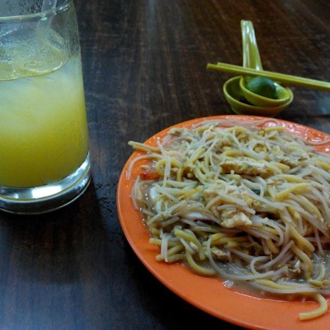 Original Serangoon Fried Hokkien Mee - Singapore