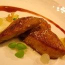 Chef Emmanuel's Pan Fried Foie Gras Close Up