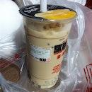 Coffee Jelly Milk Tea