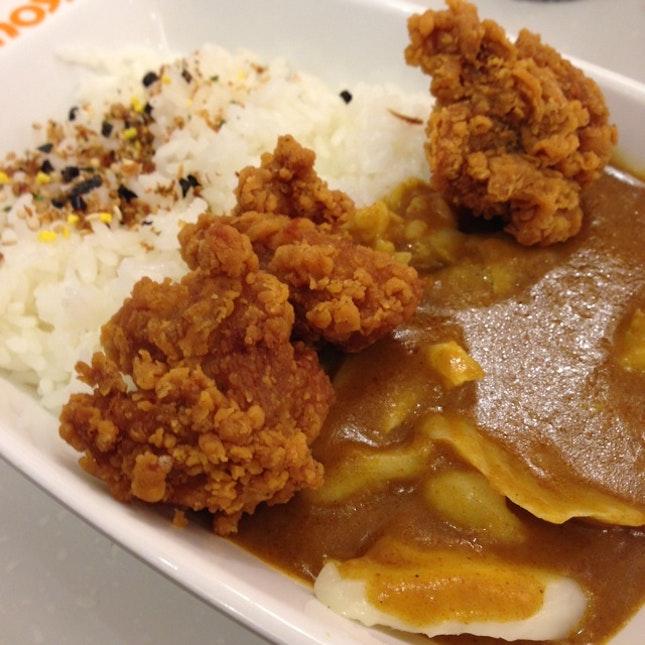 Karaage Curry