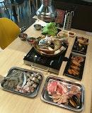 Weekend Lunch Buffet