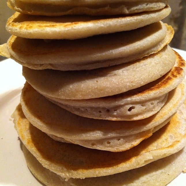 Best pancakes in the world.