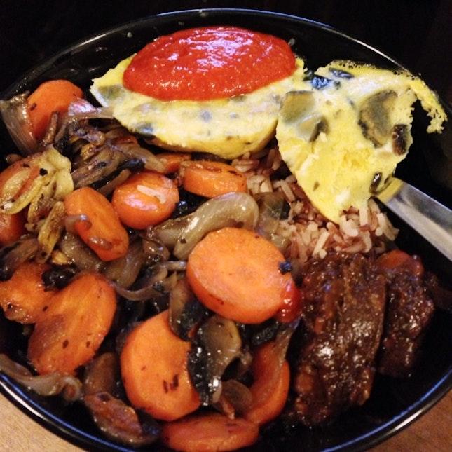 Homemade Dinner (403 Cal)