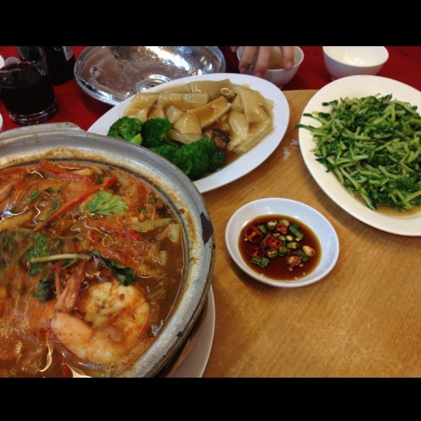 Weld Quay Seafood Restaurant (大树脚 Tree Shade)