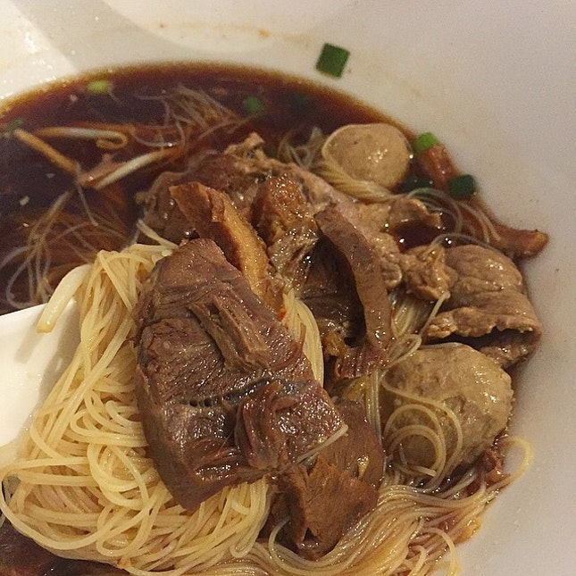 Beef Vermicelli Soup