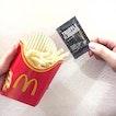 Truffle Shaker Fries