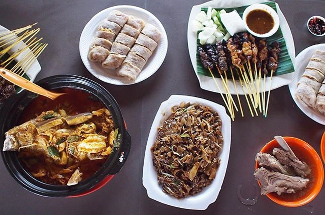 The annual Singapore Food Festival is back with several events from 15-31 July!