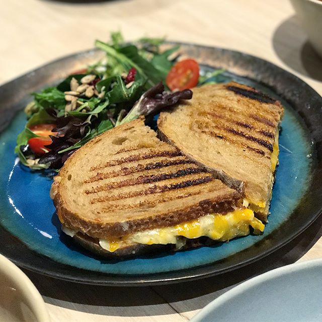 Classic Grilled Cheese Toasties ($10.50)