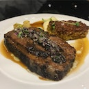 Braised Angus Beef ($26 ala carte; +$5 to $23++/$28++ for 2/3 course)