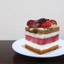 Watermelon Strawberry Cake ($7.80)