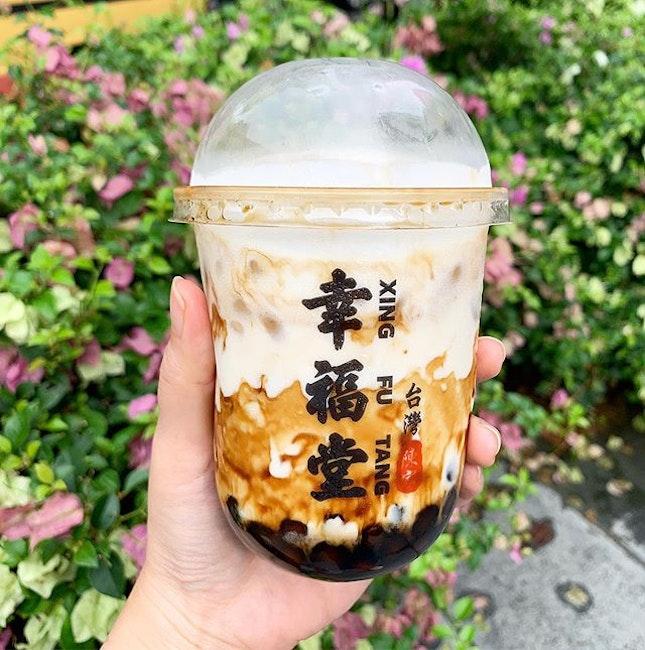 Brown Sugar Boba Milk ($5.30)