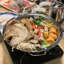 Royal Thai Fish Head Hot Pot ($38.80 For 2 Pax)