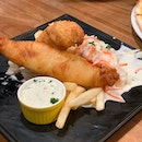 Fish And Chips ($12)