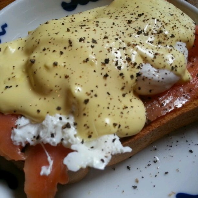 Poached Eggs!