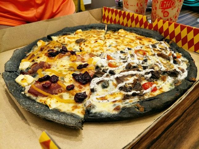 Pezzo Gourmet Charcoal Pan ($29.90)