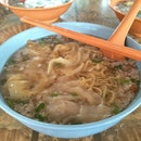 Eunos Minced Meat Noodle